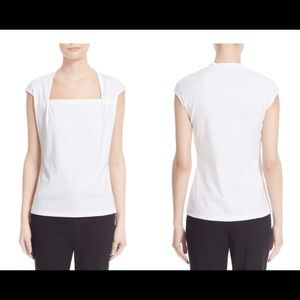 LAFAYETTE 148 | New York Giada Top in white S